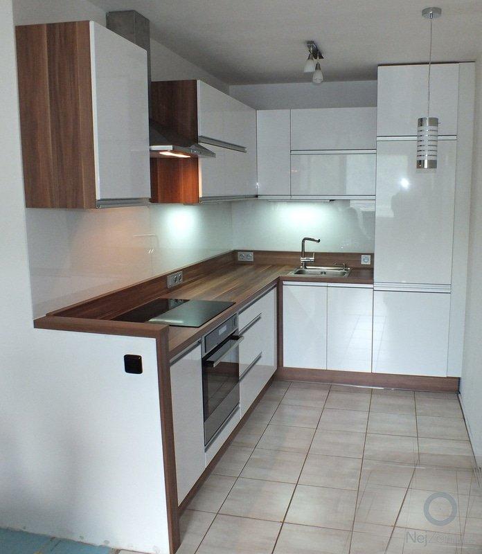 Realizace kuchyně v bytě