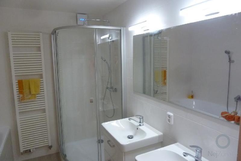 Rekonstrukce koupelny - Led osvětlení