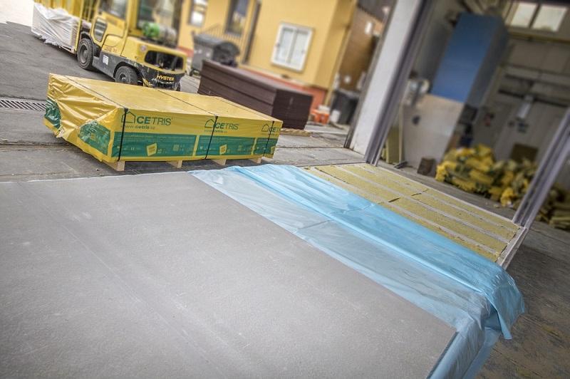 Cementotřískové desky CETRIS® na podlahy