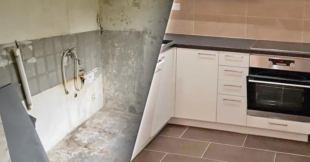 Jaké stavební práce vás čekají při kompletní rekonstrukci domu?